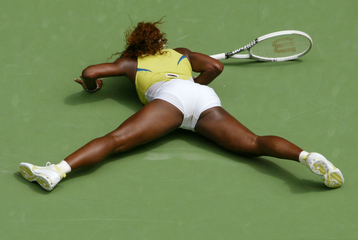 Funny Serena Williams New Photos