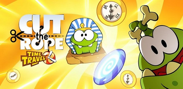 Download Cut the Rope: Time Travel for Android, iPhone and iPad
