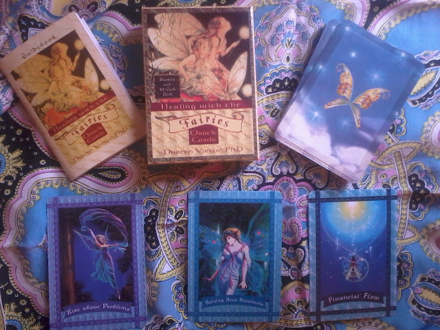 Doreen Virtue Healing with the Fairies Deck