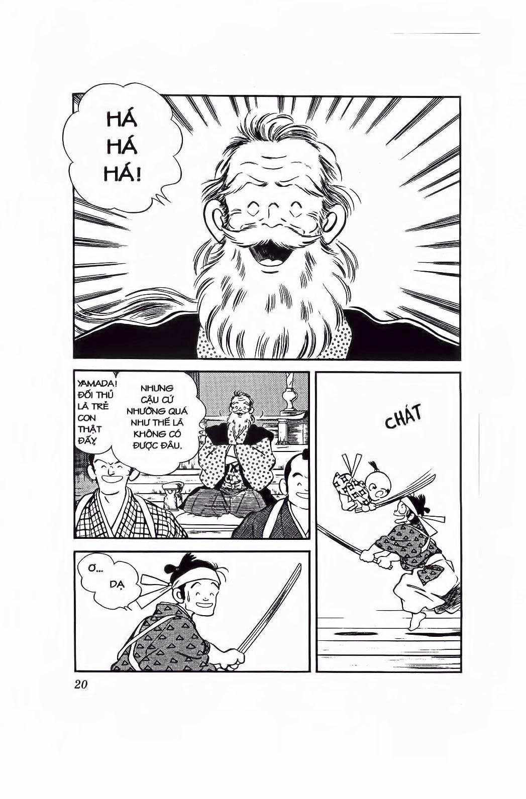 Nijiiro Togarashi - Ớt Bảy Màu chap 80 - Trang 17