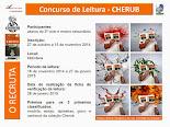 Concurso de Leitura - Cherub