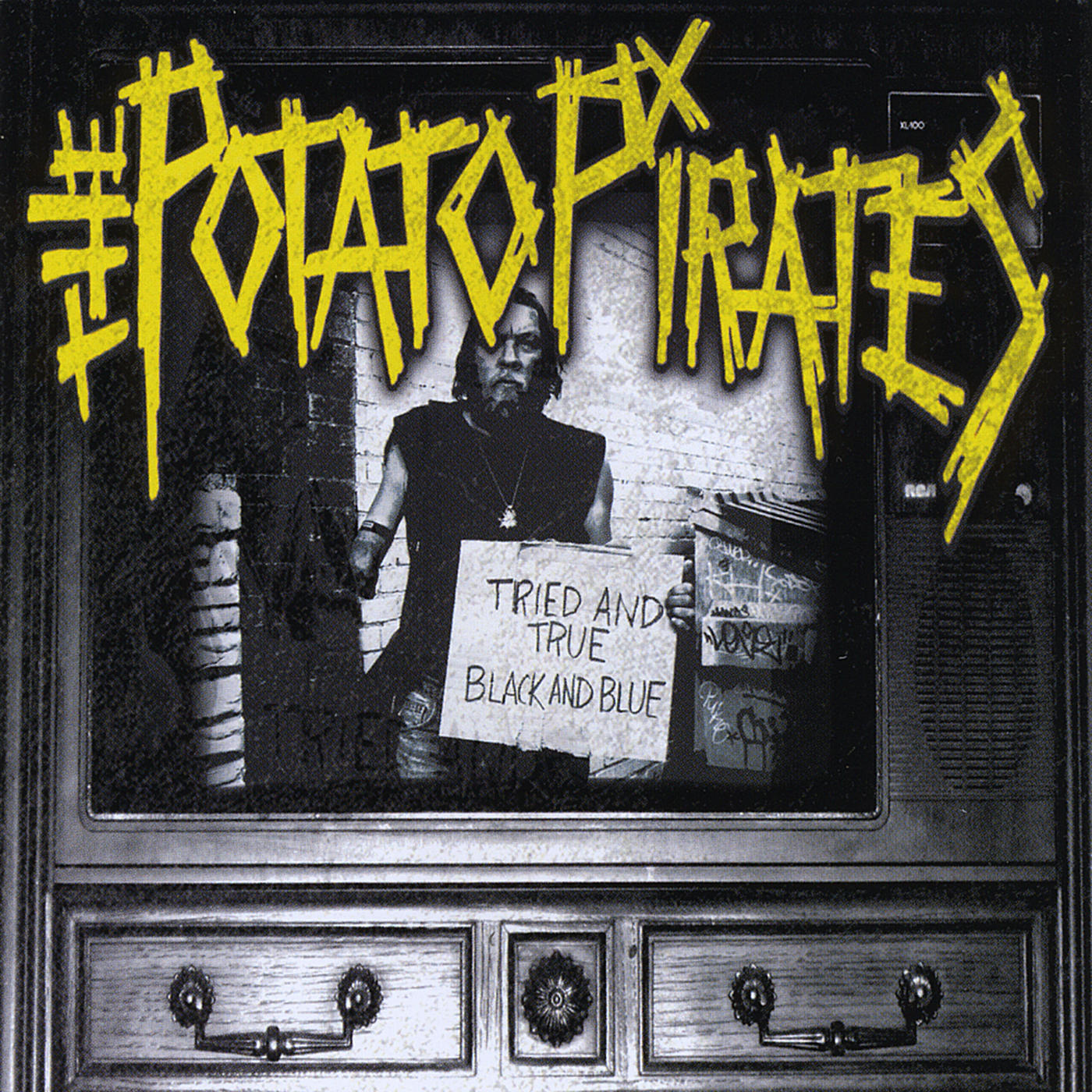 The Potato Pirates - Tried And True, Black And Blue (2011)