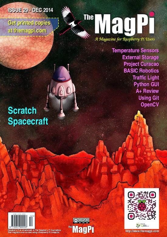 The MagPi 29ª edição