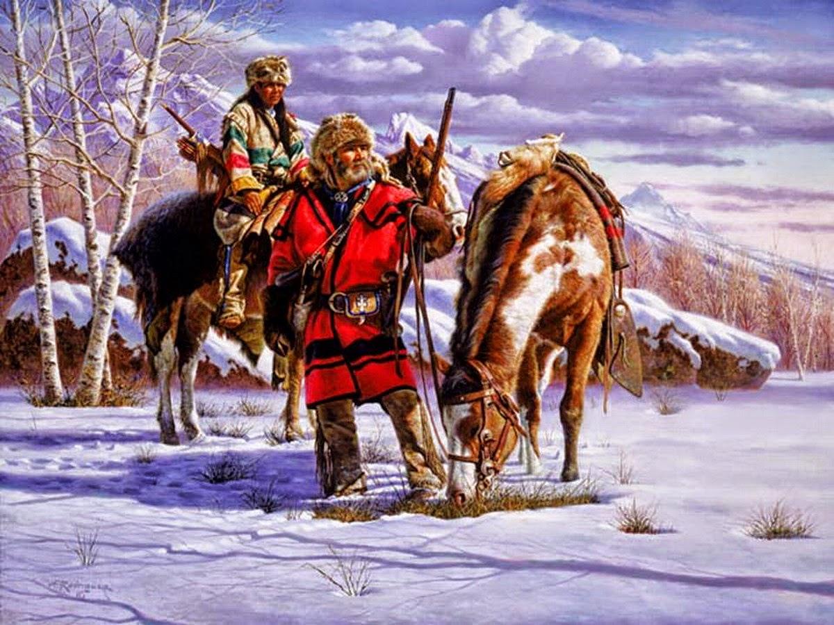 pinturas-con-indios-americanos