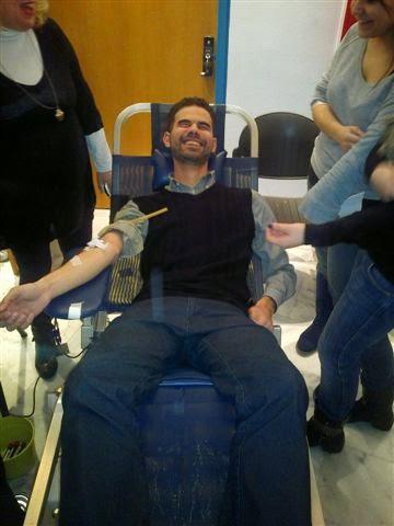 Ρεκόρ συμμετοχής στη διήμερη εθελοντική αιμοδοσία του Δήμου Ιλίου