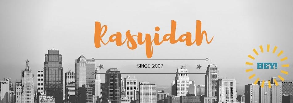 Rasyidah | Blog