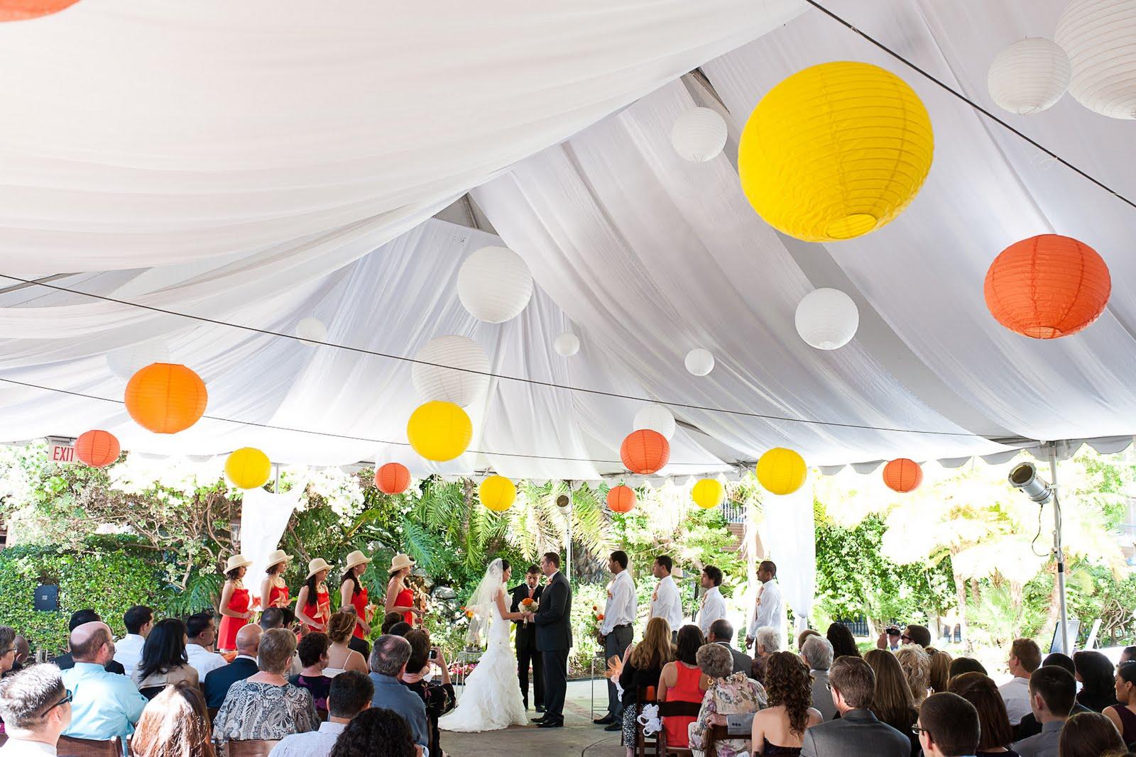 The Love Tailgate: Wedding Theme: Polka Dots and Pinwheels