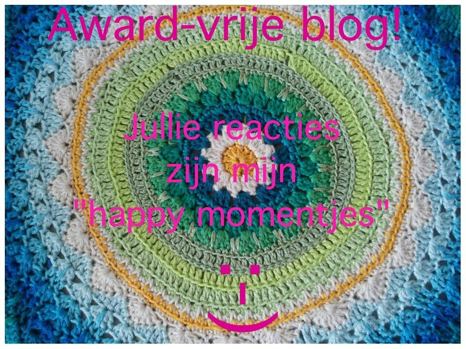 Award-vrije blog