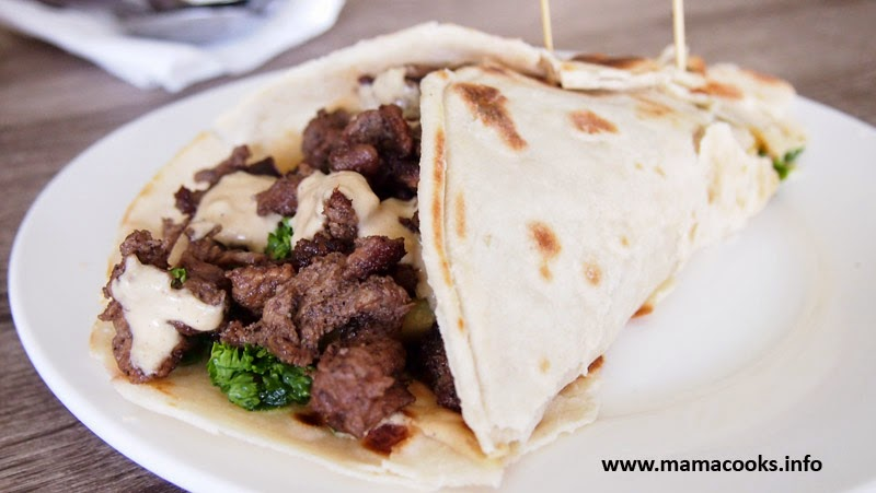 Authentic lebanese cuisine in bacolod city at kabarra cafe for Authentic lebanese cuisine