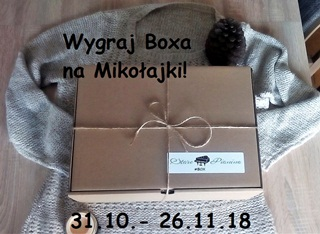Wygraj Box u Gosi do 26 listopada