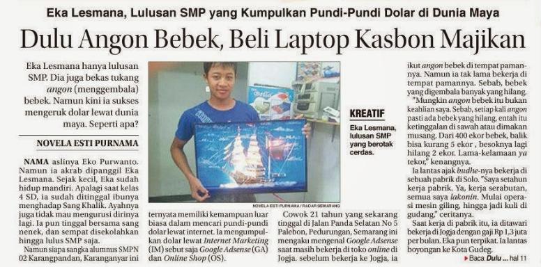 kisah sukses blogger indonesia