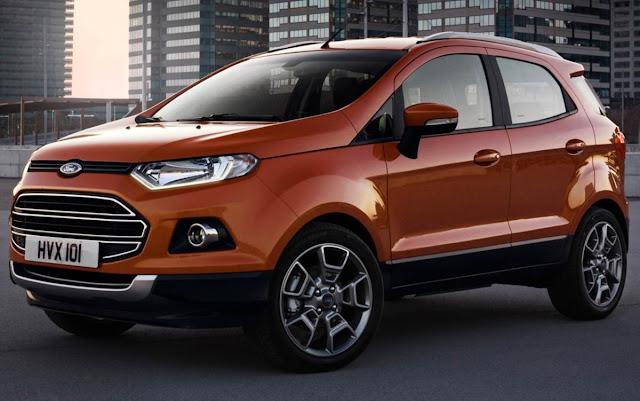 carro EcoSport Ford