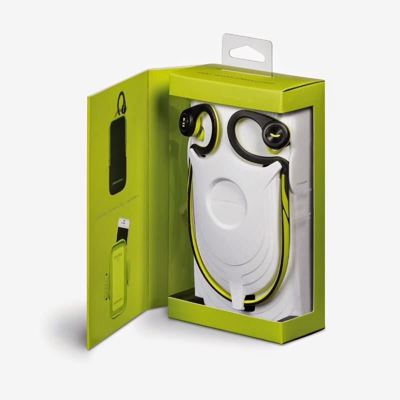 Comprar auricular inalámbrico Bluetooth BackBeat Fit de Plantronics