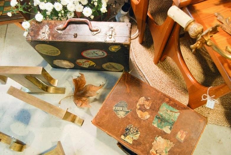 Singulares Inventory Room barcelona decoracion vintage antigüedades