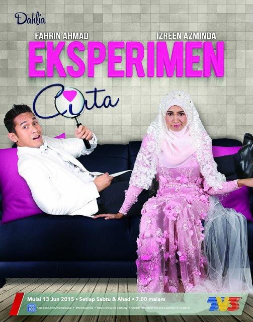 Eksperimen Cinta (2015) Episod 8