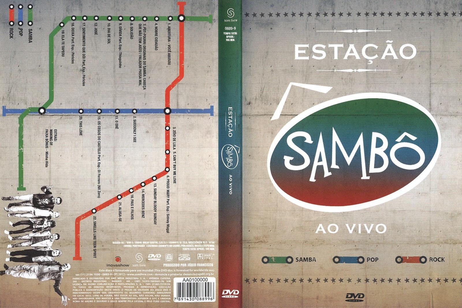 Estação Sambô Estação Sambô esta C3 A7ao sambo
