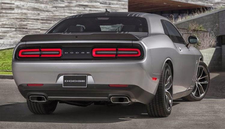 Dodge Challenger Antigo V8 >> BmotorWeb: Dodge Challenger 2015