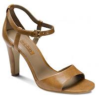 Sandale dama piele maro coniac Owen