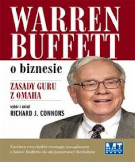 warren buffett o biznesie connors richards