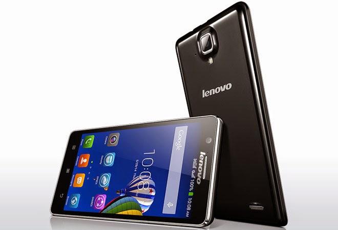 Lenovo budget A536 smartphone