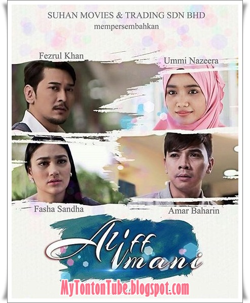 Drama Alif Imani (2015) Slot Ratu TV9 - Full Episode