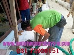 Sedot WC Rungkut Surabaya Timur