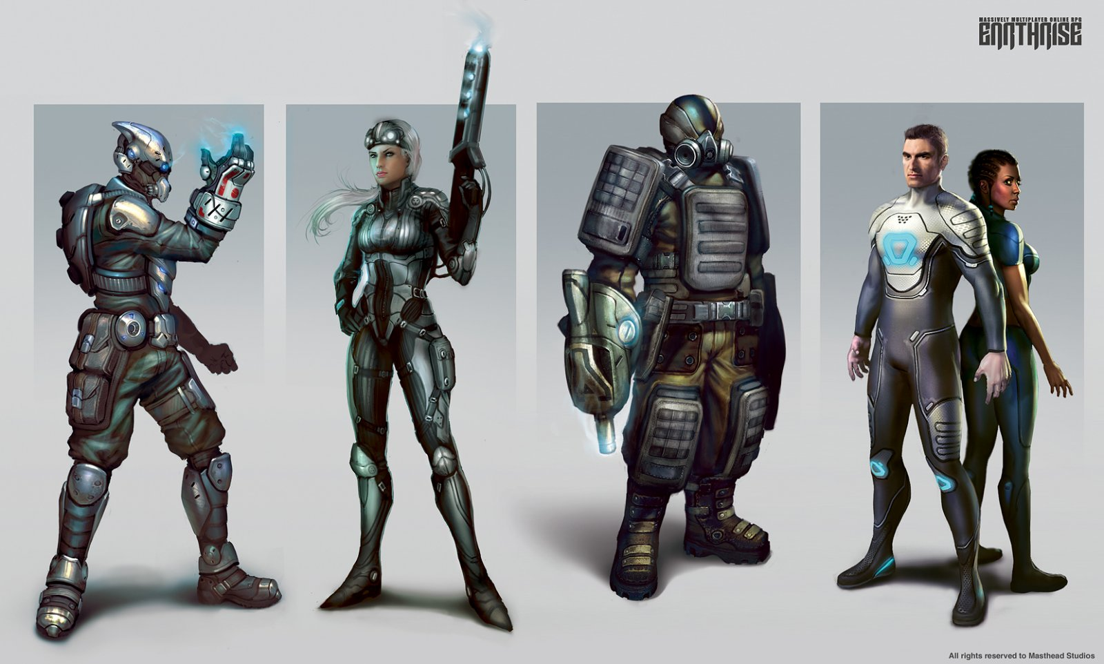 Warmachine, Pathfinder, Earthrise artworks...and personal work