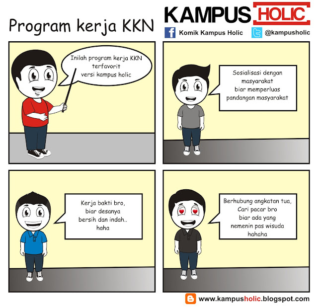 #076 Program kerja KKN