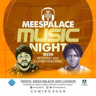 Mees Palace Music Night