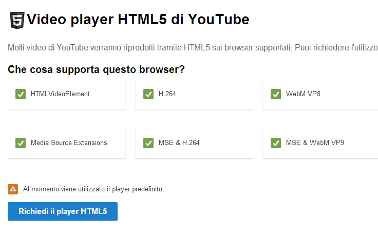 video velocizzati rallentatore di youtube