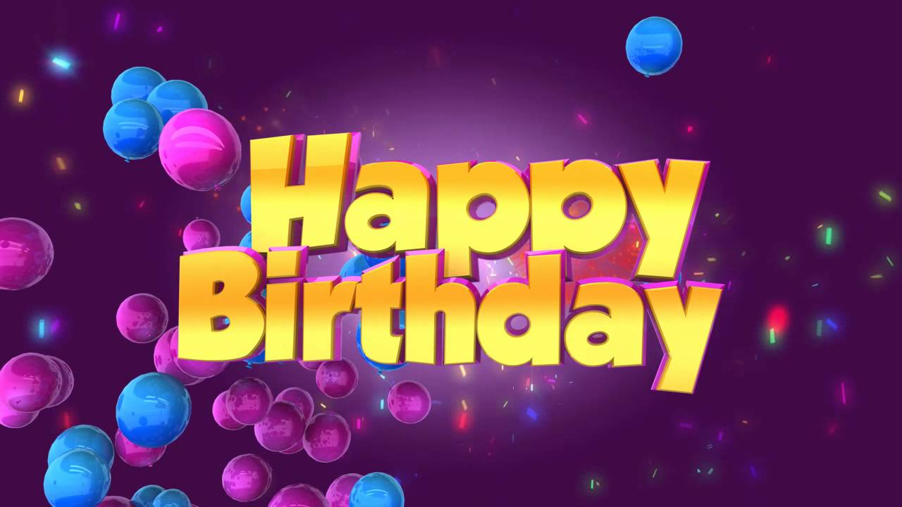Beautiful Happy Birthday Greetings Download Hot Wallpapers Music
