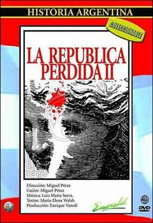 descargar La Republica Perdida 2 – DVDRIP LATINO