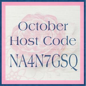 October 2018 Host Code