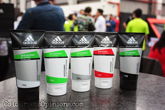 adidas Skincare for Men