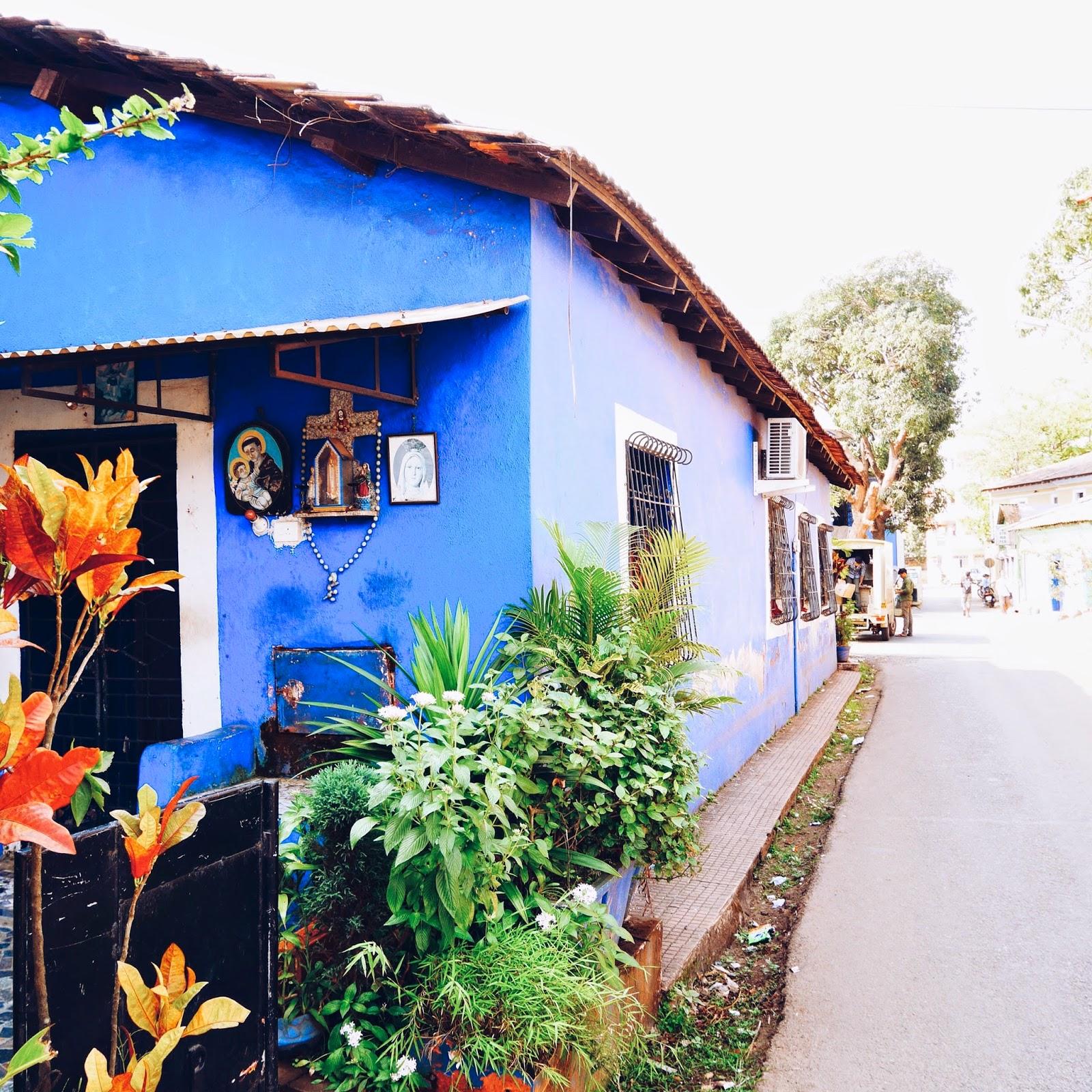 Old Panjim School-house