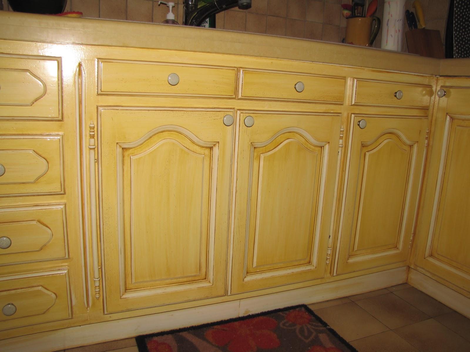 Peinture d corative artisanale didier roussel patine a l for Peinture element cuisine
