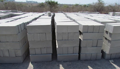 K block the applications of foam concrete are virtually Cement foam blocks