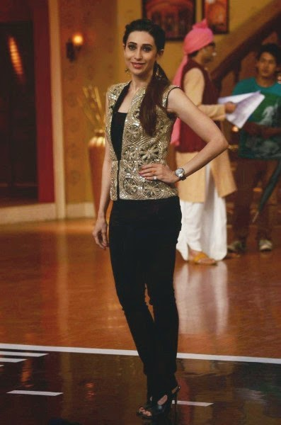Karisma Kapoor on Comedy Nights With Kapil