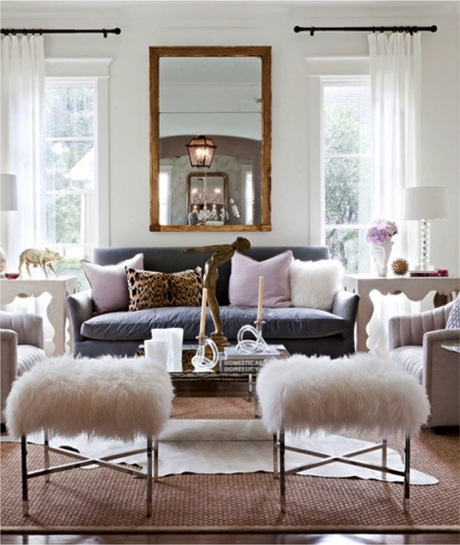 Anthropologie living room - Copy Cat Chic Room Redo I Sally Wheat Living Room