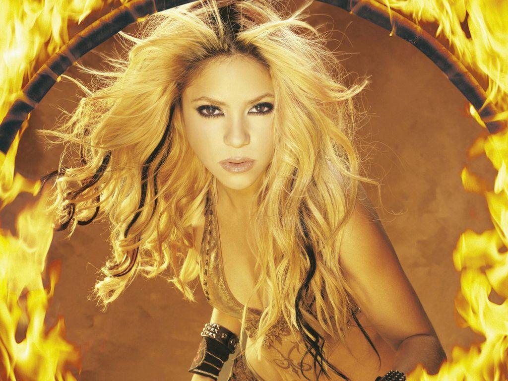 Shakira Hairstyle Trends Shakira Latest Wallpapers