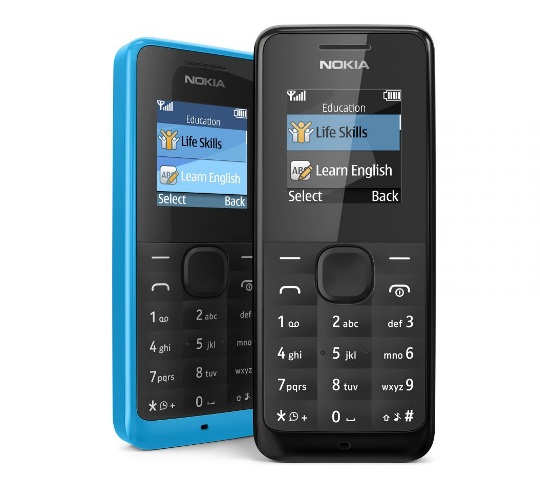 Nokia 105 - Price, Features and Specifications