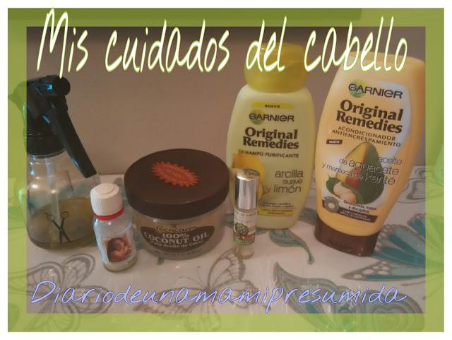 Mis cuidados del cabello, remedios naturales y tradicionales