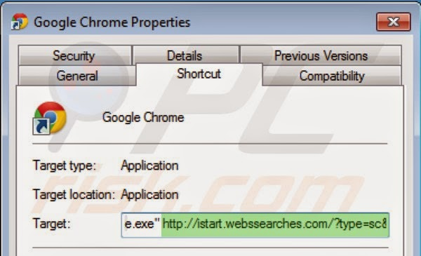 Webssearches eliminar istar.webssearches