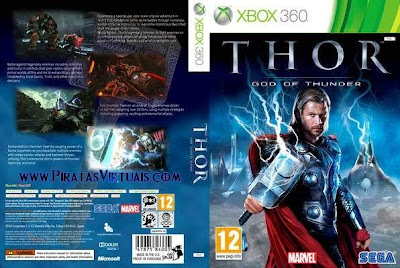 Lançamentos 2012 Downloads Download Thor: God of Thunder   XBOX360