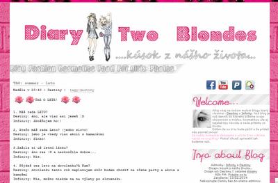 Náš starý blog...