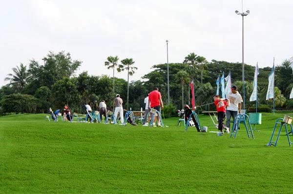 Padang Golf Modern & Country Club