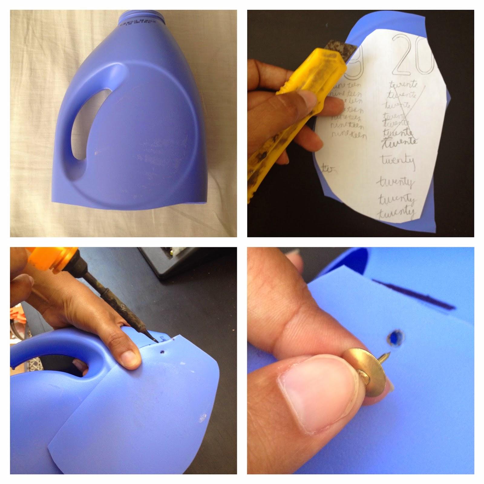 Como hacer una trompeta de material reciclado como puedo - Como hacer una mosquitera ...