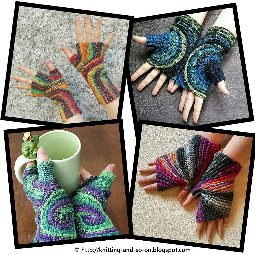 Knitting and so on: Patterns