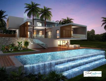 httpwwweavillascompropertyphpid22818titleplot of land with approved project for ultra modern villa vale do lobo