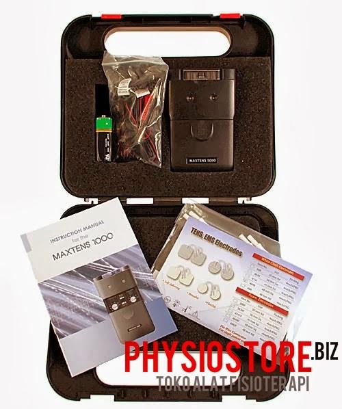 alat fisioterapi tens portable maxtens 1000